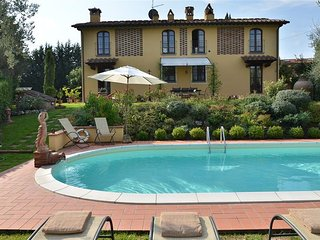 Farmhouse Rental in Tuscany, Castelfiorentino - Casa Fascinante