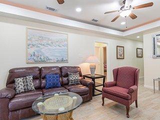 Aquarius Penthouse Living Area