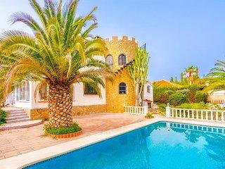 Villa Petra en Benissa,Alicante para 12 huespedes