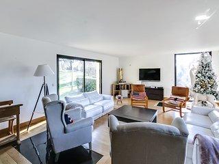Maison d'architecte de grand confort près de Deauv, Bonneville-sur-Touques