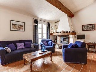 Villa provençale dans un écrin de verdure