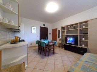Appartamento a Lido degli Scacchi con ingresso indipendente e spiaggia privata