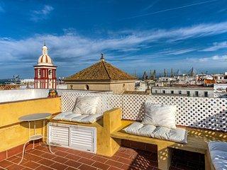 Apartamento-TORRE el MIRADOR, Cadiz