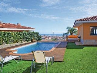 3 bedroom Villa in Calella de Mar, Costa De Barcelona, Spain : ref 2281060