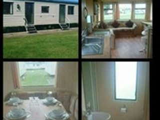 Haven Golden Sands Mablethorpe 3 bedroomed 8 berth static caravan for rent.