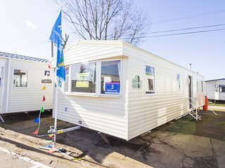 21070 Glyndebourne area, 3 Bed, 8 Berth at Heacham Beach holiday park