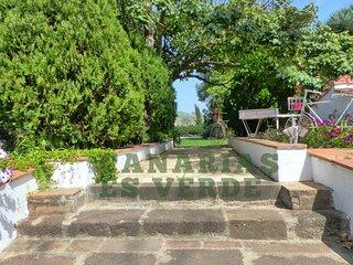 Casa Ilusión Gran Villa del S. XVII, amplia, cómoda, perfecta para grupos, Tacoronte