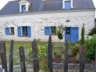 Charmant Gite typique des Bords de Loire
