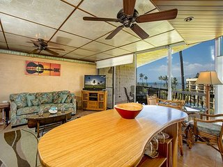 Maui Sunset #B-508 Ocean View, Exceptional, Penthouse Suite, Sleeps 4
