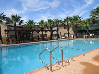 Sea Isle Village 2 bedroom 2 bath condo, community pool and beach access