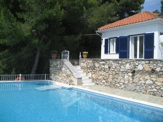 Skiathos Vacation Villa Maestrali with Sea Views, Private Pool, Near Beach