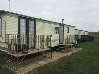 Homely 6 Berth Caravan on  Waterside Leisure, Ingoldmells