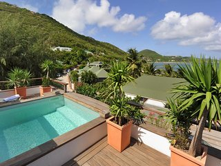 Villa Phoenix a comfortable two bedroom villa in Pointe Milou St Barts