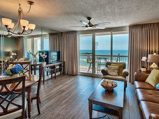 Amazing Ocean Views & Recently Renovated! Resorts of Pelican Beach, Free Wi-fi, Destin