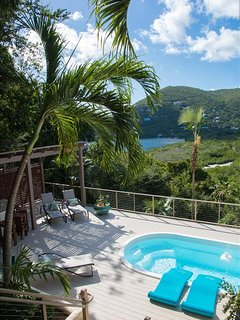 CASA DEL PALMAS - Perfectly Private Caribbean Comfort