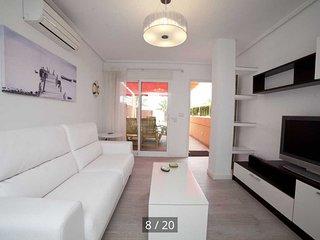 PRIMERA LINEA, Apartamento Playa Muchavista