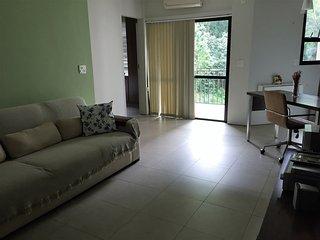 Luxuoso Flat em Apart Hotel Copacabana/Leme