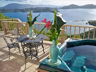 Sunrise Villa - Paradise in the Sky, Coral Bay