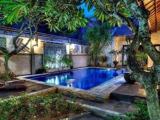 Villa Marta Bali with private pool in Legian, Bali