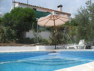 Casa tradicional cercana a Córdoba con piscina