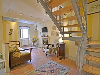 Apartment Maccari, 4+ 2 accomodation in the center of Cortona
