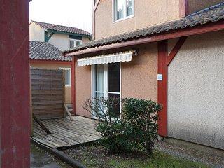 Villas Du Lac 110 - Quality 2 Bed Villa near Marine Lake, South West France, Vieux-Boucau-Les-Bains