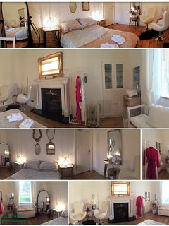 Six Rooms Sanctury Room in health wellbeing positive center West End Glasgow UK