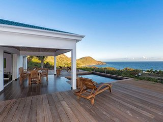 Ti Chato a delightful little villa at a great price with ocean views