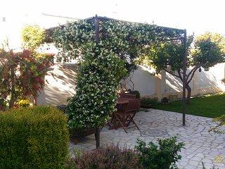 Villa con giardino  vista mare