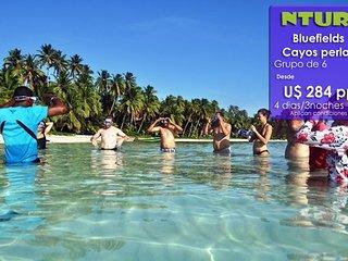 NTUR negocios y turismo de Nicaragua, brindando una amplia variedad de servicios