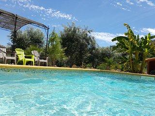 maison typique avec piscine au cœur du Portugal