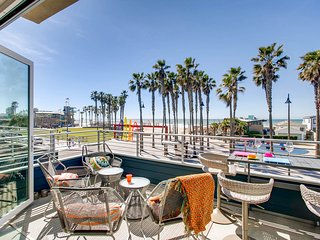 BeachBreakSix - Endless Ocean Views 3br3ba Retreat, Imperial Beach