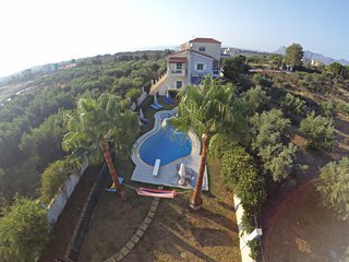 Prolonged Period  Vacation Rental-Villa Ifigeneia  with private swimming pool