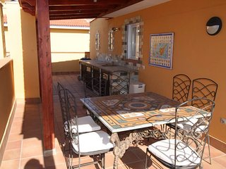 Townhouse wiew see and big terraza, Los Gigantes