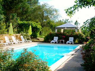 Ferouailles - tranquility and comfort in rustic surroundings with stunning views