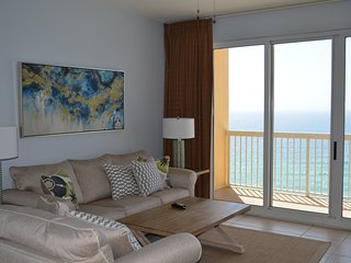 Calypso Beach Front Condo 1608E- Renovated March 2017 - Amazing Gulf View!, Panama City Beach