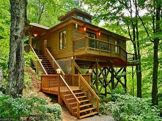 Zen Mountain House / Cabin 25 mi from Asheville