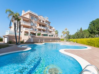 CAMELOT - Condo for 4 people in Oliva Nova