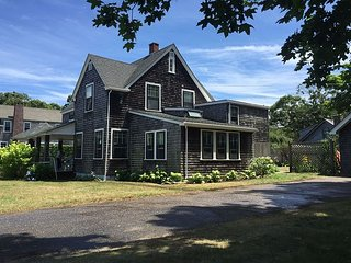 Beautiful four bedroom home in-town Oak Bluffs