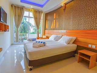 Ocean Retreat and Spa, Guraidhoo
