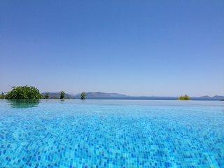 Luxury villa with panoramic views, Porto Heli