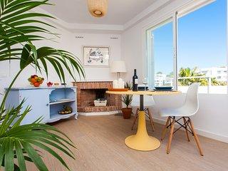 Idílico Apto. con terraza y espectaculares vistas a Cala Ferrera