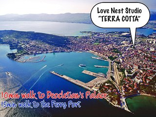 "Love Nest Studio ""TERRA COTTA"", Split"