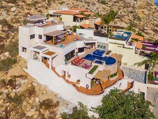 Casa Cascadas - 4 Bedrooms, Cabo San Lucas