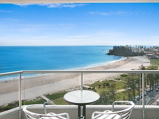 Points North 18-116 Coolangatta Beachfront