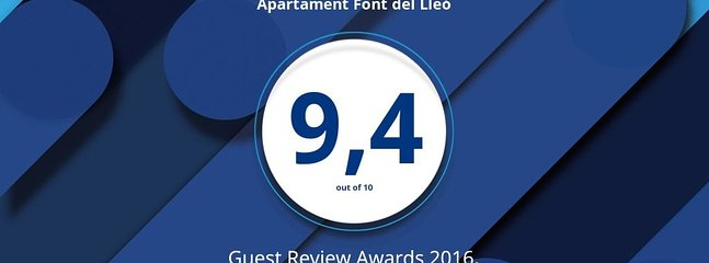 Score von 10 Punkten, entsprechend unserer Kunden im Jahr 2016