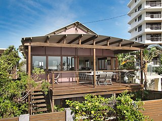 North Kirra Beach House - Pet Friendly, Bilinga