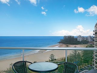 Ocean Plaza 1577 - Beachfront Central Coolangatta
