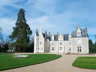 Chambre d'hôtes au château Vallée de la Loire