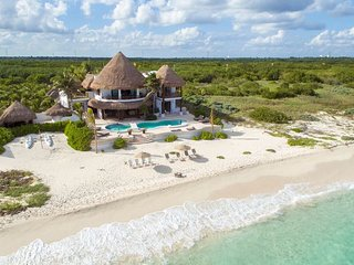 La Gran Tortuga - Private Beachfront Haven